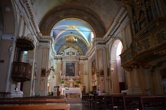 Chiesa San Michele Arcangelo Soiano del Lago