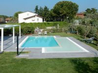 Piscina bambini Bed and Breakfast Soiano del lago